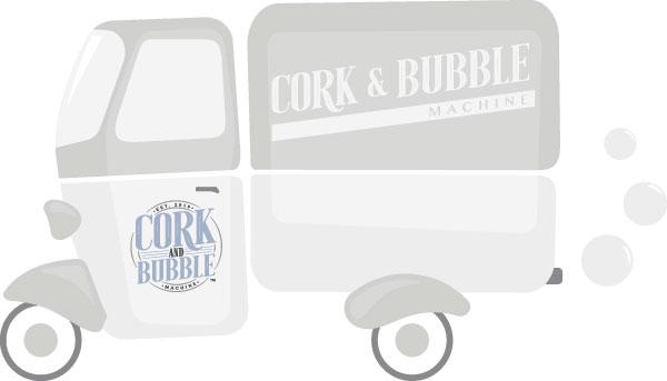 Cork & Bubble Machine
